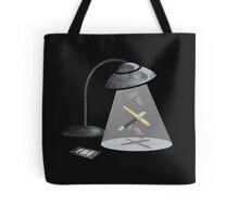 Desktop Abduction Tote Bag