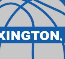BBN - Lexington KY Sticker