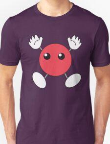 Hinata's Red Blob Shirt Design Unisex T-Shirt