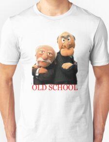 Muppets Old School Waldorf & Statler T-Shirt