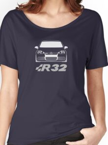 MKV Golf R32 Front Women's Relaxed Fit T-Shirt