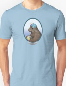 Psychic Groundhog Predicts the Future T-Shirt