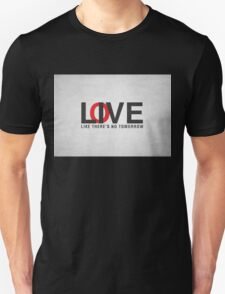 LOVE AND LIVE T-Shirt