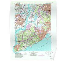 New York NY Arthur Kill 137079 1966 24000 Poster