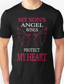 LTD My Son's Angel Wing's  T-Shirt