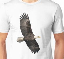 Isolated American Bald Eagle 2016-4 Unisex T-Shirt