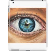 Psalm 17:8 iPad Case/Skin