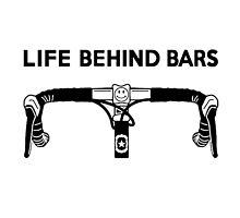 Life Behind Bars Bicycle by jackremason