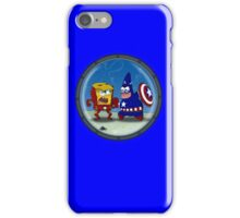 Barnacle War iPhone Case/Skin