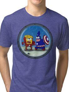 Barnacle War Tri-blend T-Shirt