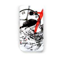 Under His Wings Samsung Galaxy Case/Skin