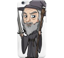 Lord of the Rings - Gandalf the Grey iPhone Case/Skin