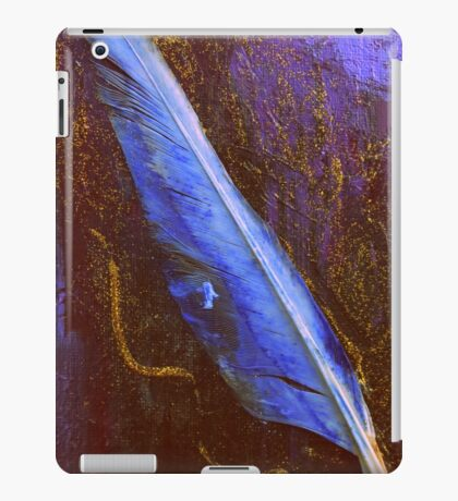 An Old Duck Quill iPad Case/Skin
