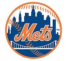 New York Mets Photographic Print