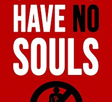 Synths Have No Souls by kayve