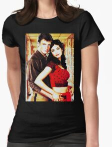 Mal and Inara Womens Fitted T-Shirt