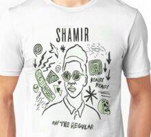 "Shamir 'On The Regular"" Unisex T-Shirt"