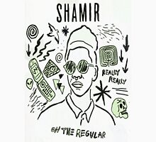 "Shamir 'On The Regular"" Unisex T-Shirt"