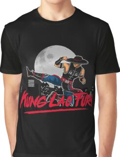 Kung Lao Fury Graphic T-Shirt
