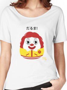 Ronald Daruma Women's Relaxed Fit T-Shirt