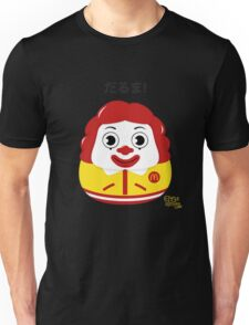 Ronald Daruma Unisex T-Shirt
