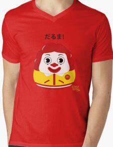 Ronald Daruma Mens V-Neck T-Shirt
