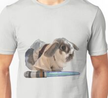 Jedi Bunny  Unisex T-Shirt