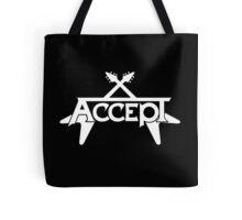 ACCEPT HEAVY METAL Tote Bag