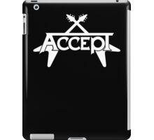ACCEPT HEAVY METAL iPad Case/Skin