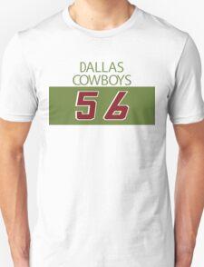 'Bootleg' Dallas Cowboys 56 Shirt Unisex T-Shirt