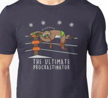The Ultimate procrastinator  Unisex T-Shirt