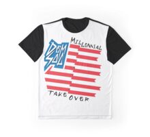 DEMOCRATIC SOCIALIST Graphic T-Shirt