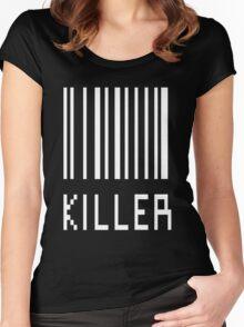 KILLER Women's Fitted Scoop T-Shirt