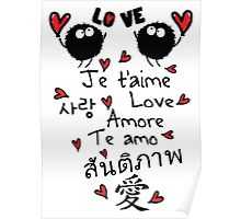 Love in many language Poster