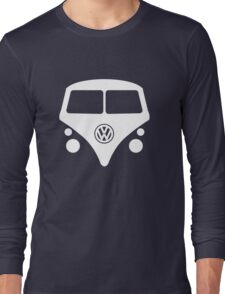 Split Window Kombi Long Sleeve T-Shirt