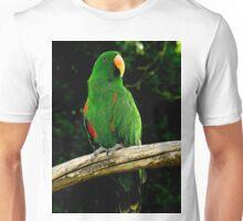 Eclectus Parrot - (Eclectus roratus) Unisex T-Shirt