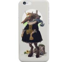 Country-girl, City-life iPhone Case/Skin