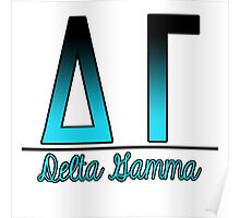Delta Gamma Poster