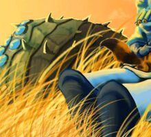 Nausicaa - Nausicaa of the Valley of the Wind Sticker