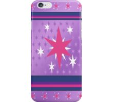 My little Pony - Twilight Sparkle Cutie Mark V4 iPhone Case/Skin