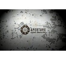 Aperture Science Innovations Photographic Print