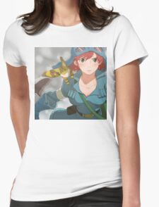 Nausicaa of the Valley of the Wind Womens T-Shirt