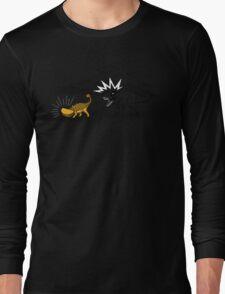 The Plight of the Tacosaurus Long Sleeve T-Shirt