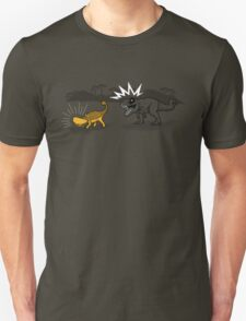 The Plight of the Tacosaurus T-Shirt