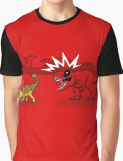 The Plight of the Tacosaurus Graphic T-Shirt