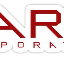 Helix - Ilaria Corporation - Red Sticker