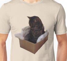 Cat In A Box Unisex T-Shirt