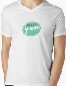 Ilaria Fresh Mens V-Neck T-Shirt
