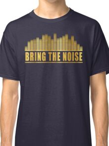 gold equalizer Classic T-Shirt
