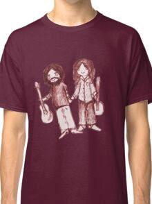 Country Couple Classic T-Shirt